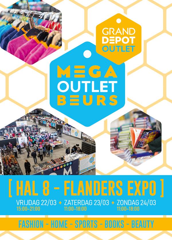 Mega Outlet Beurs Flanders expo